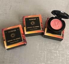 Nomad Cosmetics Light Infusion Powder 3x Nomad Light Infusion Powder Around The World Positano