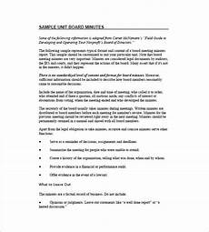Examples Of Meeting Minutes Free Meeting Minutes Templates 11 Free Word Excel Pdf
