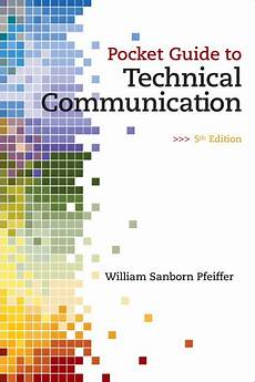 Pfeiffer Pocket Guide To Technical Communication Pearson