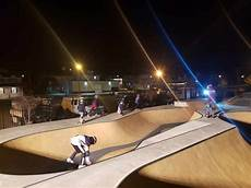 Skateparks With Lights Night Skate Lights Up Skatepark Ocnj Daily