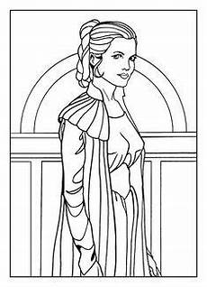 prinzessin leia 4 abc coloring pages coloring pages