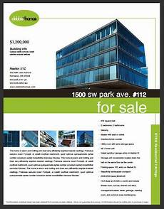 Commercial Real Estate Templates Real Estate Flyers Don T Have To Be Ugly Commercial Real