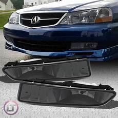 99 Acura Tl Fog Lights Fits Smoked 99 03 Acura Tl Type S Jdm Style Bumper Driving