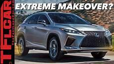 Pictures Of 2020 Lexus by The New 2020 Lexus Rx Hides One Secret