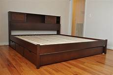 king size captains bed with drawers amulette