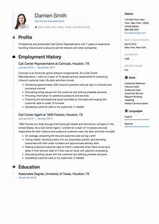 Call Center Job Description For Resume Call Center Resume Amp Guide With Images Resume Guide