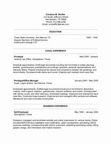 How To Make A Resume For A Job Example How To Make A Resume With Pictures Wikihow