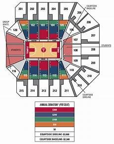 Temple Buell Seating Chart Temple Owl Club Basketball Priority Seating