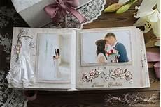 Small Wedding Photo Albums Wedding Album Spring Tenderness Gift White Pink заказать