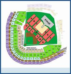 Billy Joel Bb T Field Seating Chart Kenny Chesney Target Field Tickets July 18 2015 At 5 00