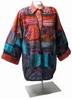 patchwork jacket patchwork jacket free pattern robert kaufman fabric company