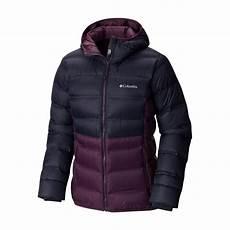 columbia s explorer falls hooded jacket