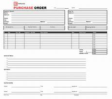 Purchase Order Format In Excel Purchase Order Format 10 Purchase Order Template