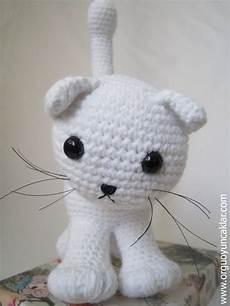 amigurumi cat amigurumi cat pattern by denizmum on etsy