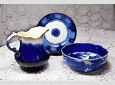 Flow Blue China   The Wise Collector