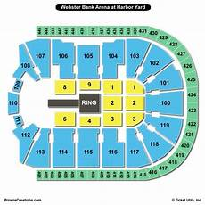 Webster Bank Arena Seating Chart Seating Charts Amp Tickets