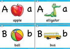 Lowercase Letters Flash Cards Alphabet Vocabulary Flashcards Set 1 Super Simple