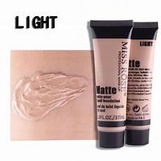 Miss Light Miss Rose Matte Wear Liquid Foundation 37ml Light