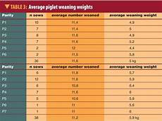 Piglet Weight Pig Water Intake Plays Key Role In Health Performance