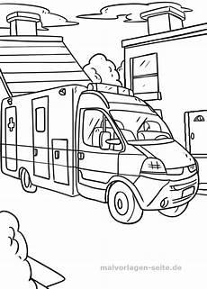 Ausmalbild Playmobil Krankenhaus Malvorlage Krankenwagen Kinder Malbuch Malvorlagen Und