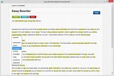 Rewrite Essay Essay Rewriter Free Download