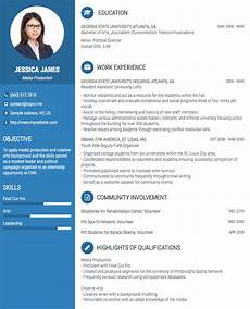 Create Cv For Free Onepage Impressive Cv Template With Images Cv Template