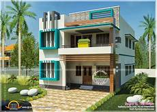 2nd Floor House Design In India South Indian Contemporary Home Kerala Home Design And