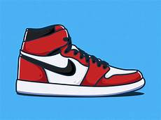 Designer Of Air Jordan 1 Air Jordan 1 By Luke Summerhayes On Dribbble