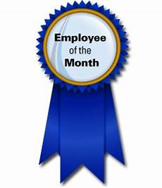 Employee Of The Month Rewards Employee Of The Month City Of Akron