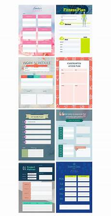 Budget Maker Free Online Free Printable Schedule Maker Template Business Psd