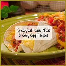 breakfast ideas 16 fast easy egg recipes mrfood com