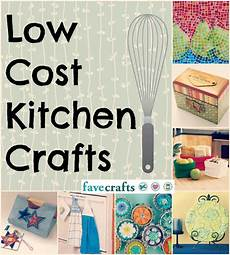 53 low cost kitchen crafts favecrafts