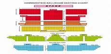 Hammerstein Ballroom Seating Chart Seng Nduwe Ngamuk Hammerstein Ballroom New York Ny