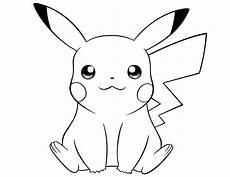 Malvorlagen Pikachu Pikachu Coloring Pages Print Color Craft