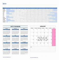 Planning Calendar Template 2015 2015 Calendar Templates