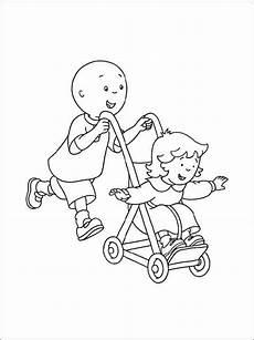 Malvorlagen Caillou Baby Caillou Malvorlagen Kostenlos Zum Ausdrucken