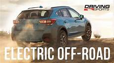 2019 Subaru Electric by 2019 Subaru Crosstrek In Electric Hybrid Phev Dirt