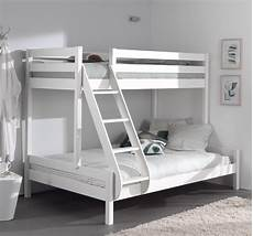 family bunk bed solid wood white for in s a