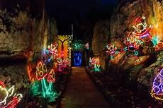 Darden Tn Christmas Lights Rock City S Enchanted Garden Of Lights