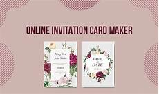 Create A Invitation Card Online Free 5 Online Invitation Card Maker Websites To Create Custom