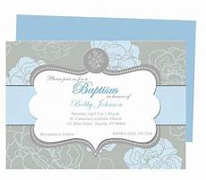 Christening Invitation Card Design Free Download 10 Best Images About Printable Baby Baptism And