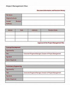 Free Project Management Forms 18 Simple Project Management Templates Word Pdf Docs