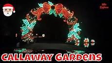 How Long Is Callaway Gardens In Lights Callaway Gardens In Lights December 2018 Youtube