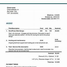 How To Write An Invoice For Freelance Writing A Invoice For Freelancers Tips Tricks And Templates