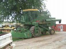 Used Farm Tractors For Sale 78 6600 Sidehill W Heads