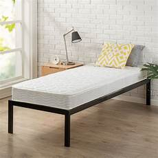 zinus 6 inch mattress narrow cot size rv bunk