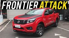 2019 nissan frontier attack avalia 231 227 o nissan frontier attack 2 3 bi turbo 2019