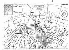 Synoptic Chart South Africa Sa Weather And Disaster Observation Service Sea Level