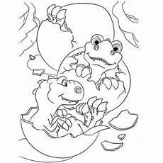 Malvorlagen Dino Xl Leuk Voor De Baby Dino S Komen Uit Het Ei