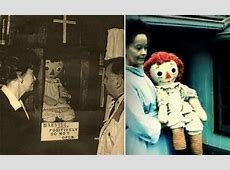 You Can Watch a Livestream of the Real Annabelle Doll